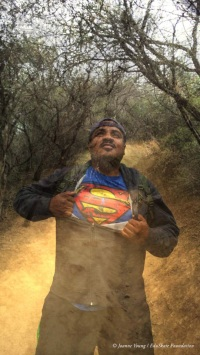 Saul Chorro, Superhero